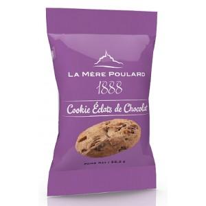 La Mére Poulard Sables Eclats Chocolate Chip Cookie 22,2g (9151)