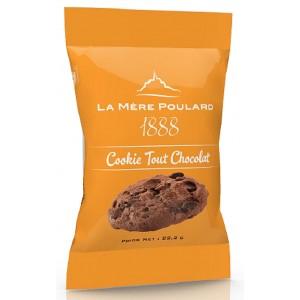 La Mére Poulard Sables All Chocolate Cookie 1 biscuit 22, (9153)