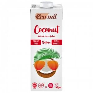 ECOMIL BIO kokosové mlieko, 1l