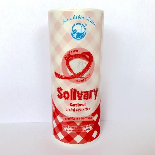 Solivary - kardiosoľ, 200g