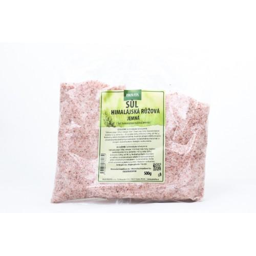 PROVITA himalájska soľ ružová jemná, 500g