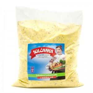 SOLČANKA s morskou soľou, 1kg