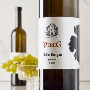 Pereg Müller Thurgau `20, 0,75l