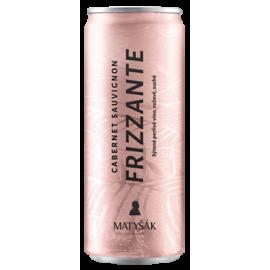 Matyšák Frizzante ružové plech 0,25 l
