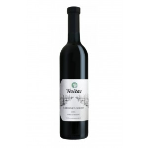 VERITAS víno Cabernet Cortis BIO 2016 0,75l