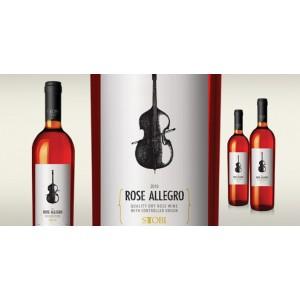 Rose Allegro 0,75l - Stobi