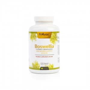 Fit4You Boswellia 150 kapsúl