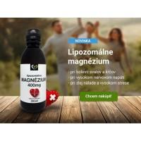 Lipozomálne magnézium zdravý svet, 200ml