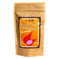 Chute Inonézie PITHAYA Dragon fruit prášok 100g