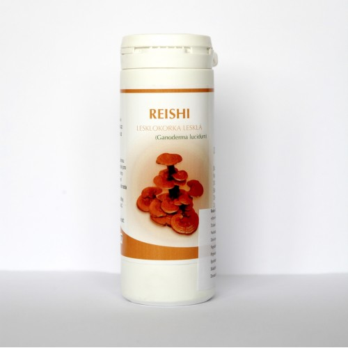 Stevikom reishi - tablety (100 kapsúl)