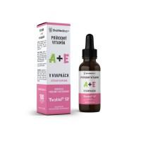 EKOMEDICA Vitamíny A+E v kvapkách 30ml