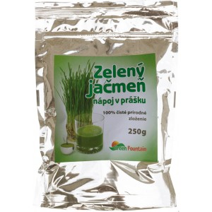 Madal Bal zelený jačmeň (prášok) 250g